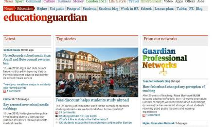 Guardian Education
